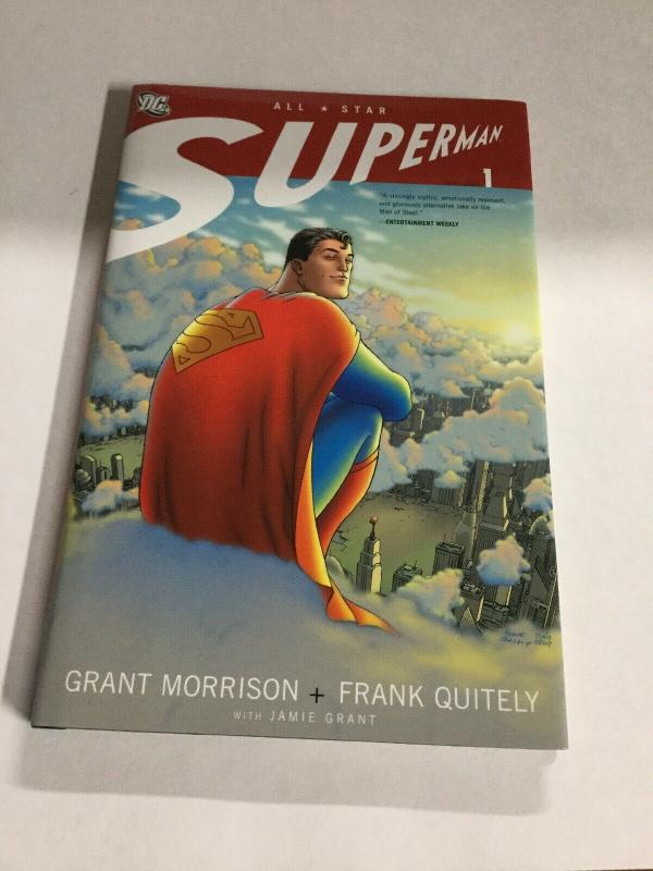 All Star Superman Vol 1 Nm Near Mint DC Comics HC TPb
