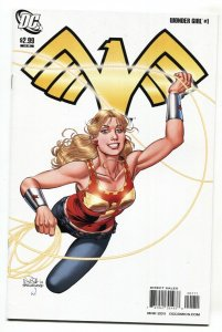 Wonder Girl #1 2011 First issue comic book NM-