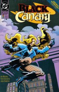 Black Canary (1993 series) #1, NM- (Stock photo)