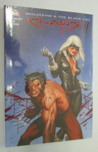Wolverine & Black Cat Laws HC 9.4.NM (2011)