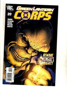 10 Green Lantern DC Comic Books # 20 21 22 23 24 25 26 27 28 29 Batman CJ9
