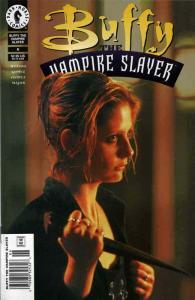 Buffy the Vampire Slayer #6SC VF; Dark Horse | save on shipping - details inside