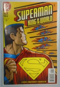Superman King of the World #1, 8.0/VF (1999)