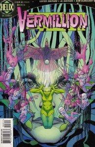VERMILLION #3, NM, Al Davison, Helix Comics 1996  more in store...