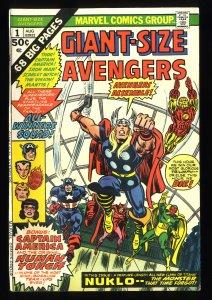 Giant-Size Avengers #1 VF 8.0