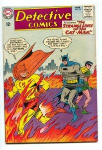 DETECTIVE COMICS #325 BATMAN-Catwoman-Cat-Man VG+