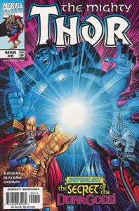 Thor (Vol. 2) #9 VF/NM; Marvel   save on shipping - details inside