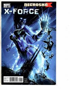 7 Marvel Comics X-Force # 25 26 27 Fear Itself #1 & 7 Avengers Sanction #1 3 RC2