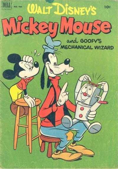 Four Color Comics #401, VG (Stock photo)
