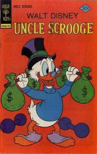 Uncle Scrooge #137, Fine- (Stock photo)