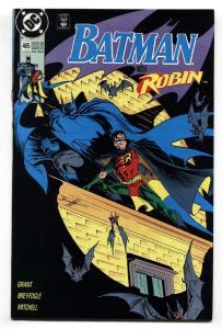 Batman #465 comic book 1991-DC Robin cover