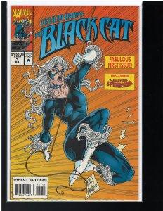 Felicia Hardy: Black Cat #1 (Marvel, 1994)