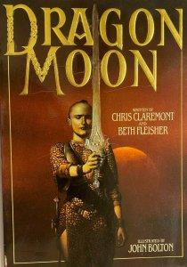 Dragon moon chris claremont SC 6.0 FN (1994)
