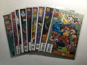 Uncanny X-Men 322-324 326-329 335 336 Lot Run Set Near Mint Nm Marvel