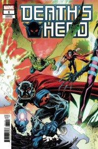 Deaths Head #1 McCrea Connecting Variant (Marvel, 2019) NM