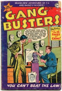 Gang Busters #39 1954- DC Golden Age Crime G