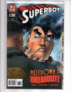 DC Comics Superboy (1997) #38 Ron Marz Story Ramon Bernado Art