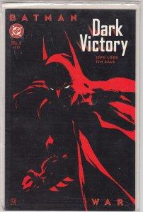 Batman: Dark Victory #1 (1999)