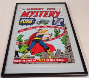 Journey Into Mystery #84 Thor Framed 12x18 Marvel Comics Cover Poster Display