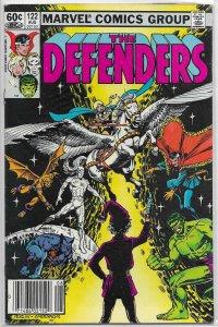 Defenders  vol. 1   #122 VG/FN