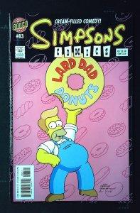 Simpsons Comics #83 (2003)