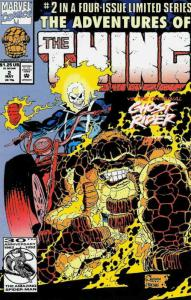 Adventures of the Thing, The #2 FN; Marvel | save on shipping - details inside