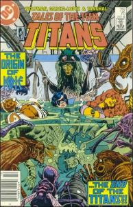 DC TALES OF THE TEEN TITANS #70 VF/NM