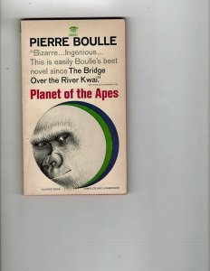 3 Books Planet of the Apes Whatever Became Of? 2 Terror By Night 5 JK13