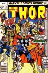 Thor (1966 series) #274, NM- (Stock photo)