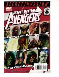 NEW AVENGERS #42 (VF) 1¢ Auction going on! See More!!!