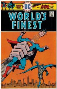 WORLDS FINEST 235 VERY FINE Jan. 1976 COMICS BOOK