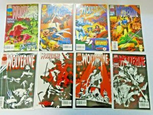 Wolverine HI Comic Lot From #101-189 (Last Issue) 45 Different NM (1996-2003)