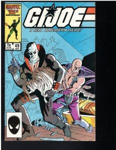 G.I. Joe: A Real American Hero #49 (1986)