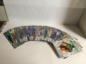 Green Lantern 0 1-19 21-32 Annual 1-2 Lot Set Run Nm Near Mint New 52 A3