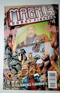 Magnus Robot Fighter #14 (1998) Acclaim Comic Book J756