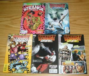 Strange Adventures #1-4 VF/NM complete series + one-shot special - vertigo set