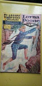Classics Illustrated #32 HRN 167  GD