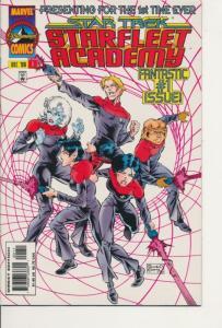 Marvel Comics Star Trek Star Fleet Academy #1 Very Fine+ (8.5) 1996 (866J)