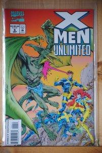 X-Men Unlimited #6 (1994)