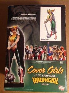 Cover Girls of the DC Universe Hawkgirl Adam Hughes statue #0804/5000 Direct