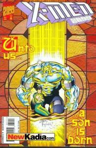 X-Men Unlimited (1993 series) #31, NM + (Stock photo)