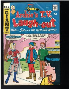 Archie's TV Laugh-Out #6 (1971)