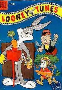 Looney Tunes and Merrie Melodies Comics #177 VG; Dell | low grade comic - save o