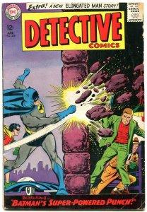 DETECTIVE COMICS #338 1965 comic book-BATMAN AND ROBIN