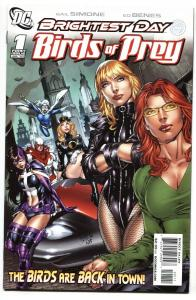 Birds of Prey #1 2010 1st appearance of White Canary NM-