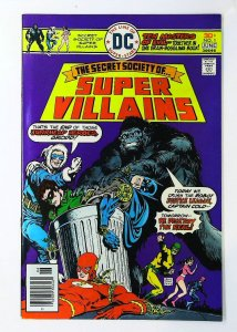 Secret Society of Super-Villains #1, VF+ (Actual scan)
