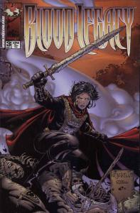 Blood Legacy: The Story of Ryan #3 VF/NM; Image | save on shipping - details ins