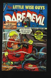 Daredevil Comics (1941 series) #111, Fine- (Actual scan)