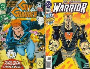 GUY GARDNER (1992) 0-17  From 'Guy' to 'Warrior'...! COMICS BOOK