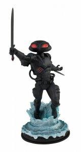 DC Aquaman Black Manta Icon Heroes 1/9 Scale Polystone Statue - New!
